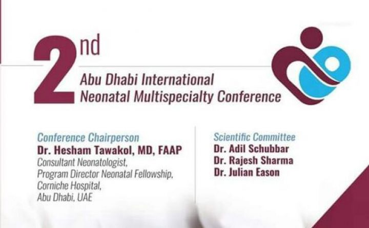 2nd ABU DHABI INTERNATIONAL NEONATAL MULTISPECIALTY CONFERENCE