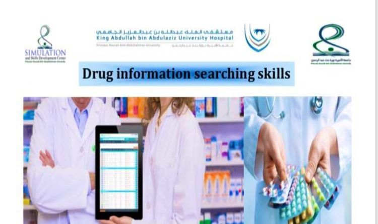 Drug information searching skills