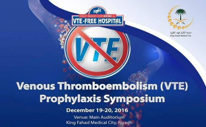 Venous Thromboembolism  (VTE) Prophylaxis Symposium
